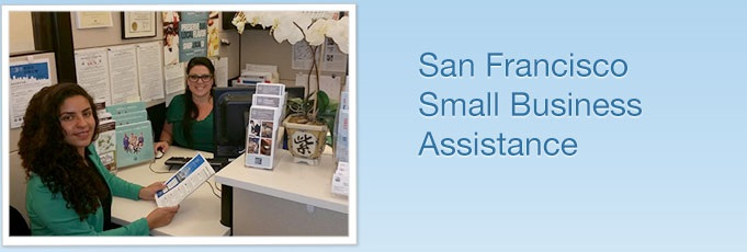 san francisco small business assistance