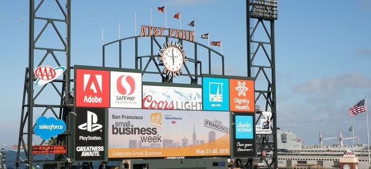 SBW @ AT&T Park